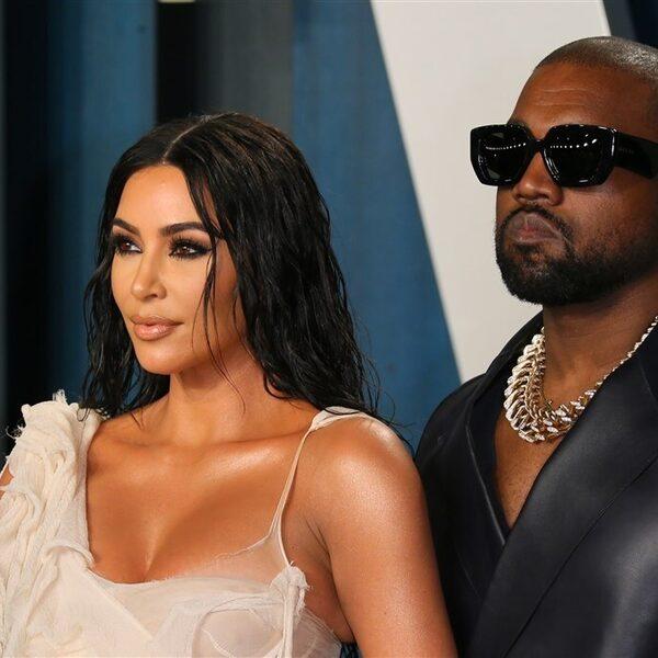 Kim Kardashian vraagt officieel scheiding aan van Kanye West