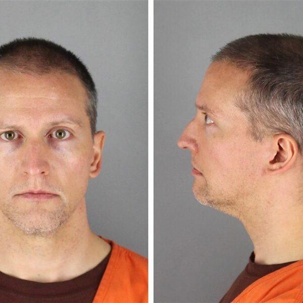 Ex-agent Derek Chauvin 22,5 jaar de cel in voor doden George Floyd