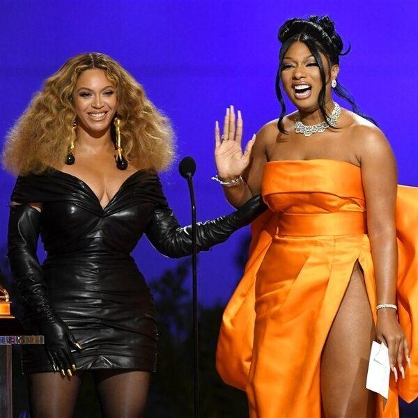 Grammy's: Beyoncé breekt record, Nas wint zijn eerste en ook Megan Thee Stallion in de prijzen