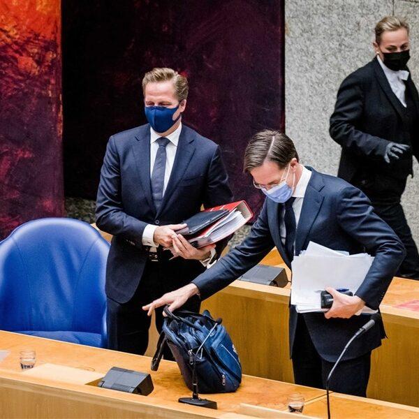 Kabinet wil Nederland sneller open dan gepland