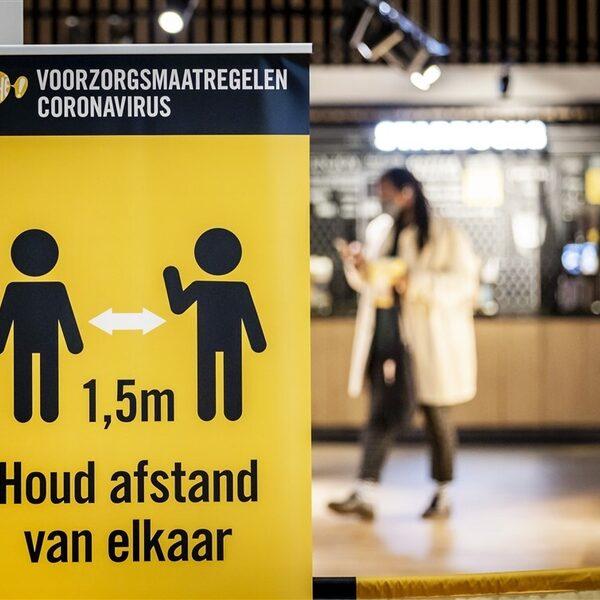 1,5-metermaatregel vervalt 25 september, coronatoegangsbewijs verplicht in horeca