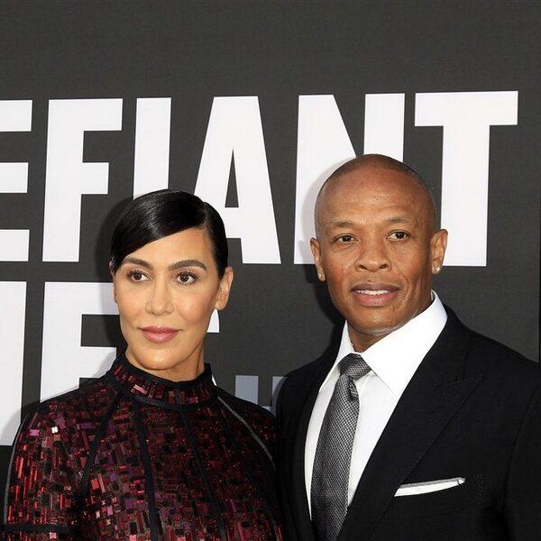 Dr. Dre moet ex-vrouw bijna drie ton alimentatie per maand betalen
