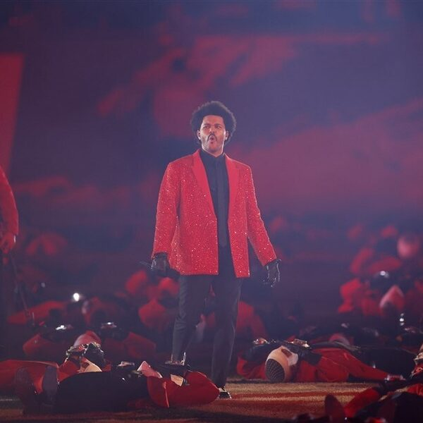Documentaire over halftime show The Weeknd in de maak