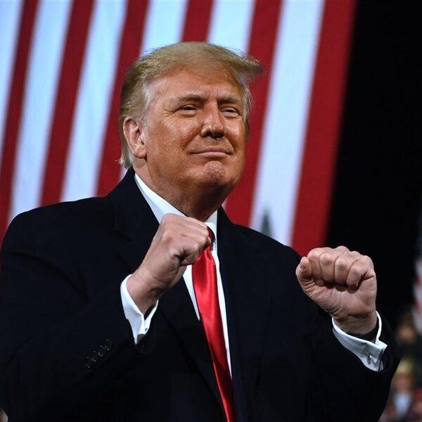 Donald Trump permanent verbannen van Twitter