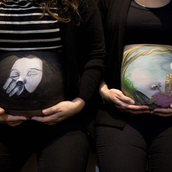 Zwangere vrouwen nog steeds gediscrimineerd op de werkvloer