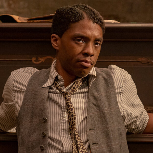 Chadwick Boseman genomineerd voor een Oscar