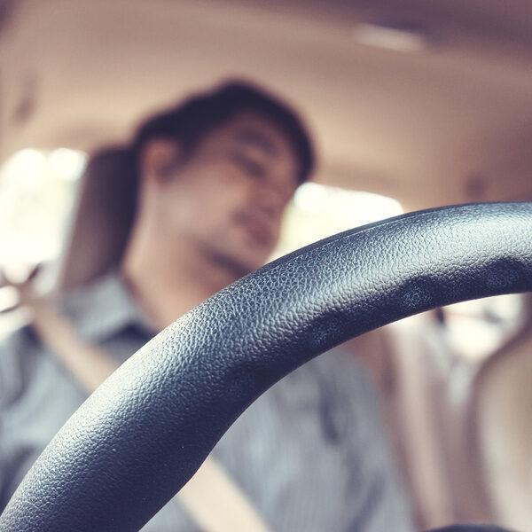 Inbreker slapend betrapt in auto in garage Brabantse Nispen