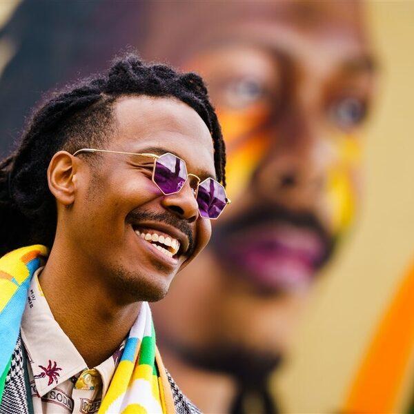 """Jeangu Macrooy over Sranantongo in Songfestival-track: """"Die woorden zijn powerful"""""""