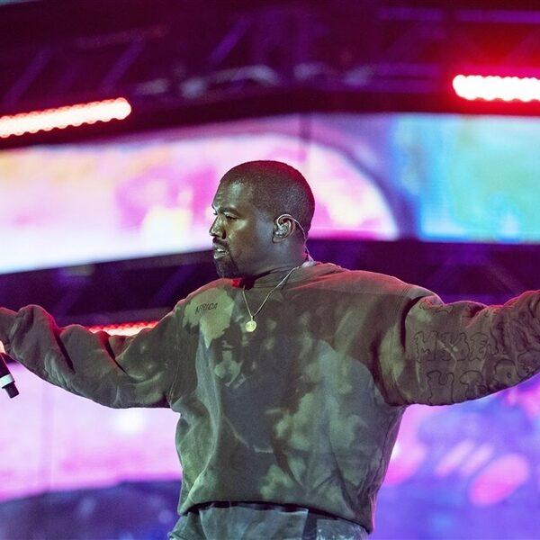 Kanye West woont in stadion Atlanta om album af te maken