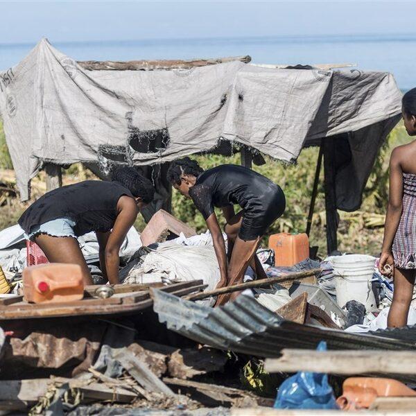Naomi gaat met het Rode Kruis naar Haïti: 'Ook psychosociale hulp is hard nodig'