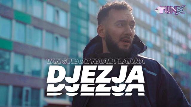 Djezja gaat terug naar jeugdwijk Overvecht in 'Van Straat naar Platina'