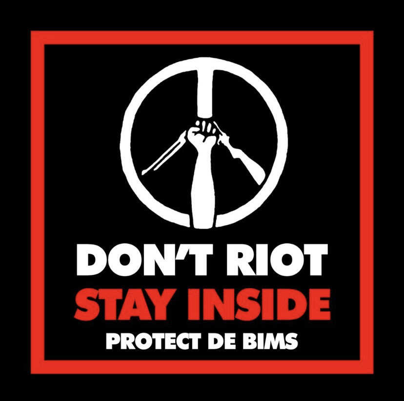 Dont riot