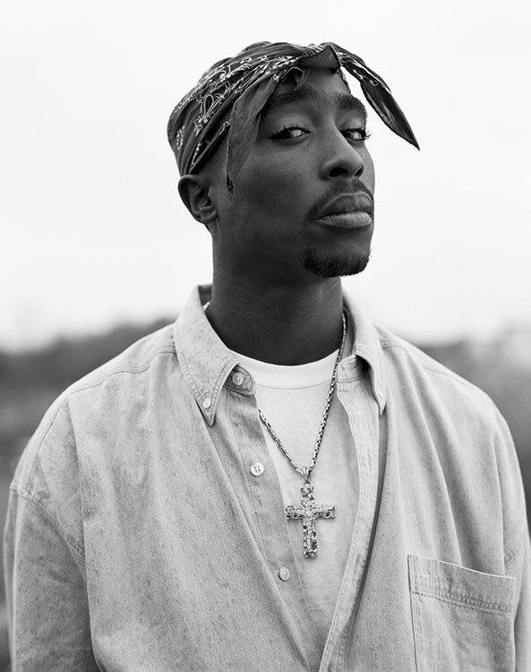 1 Tupac Shakur 1993 Dana Lixenberg