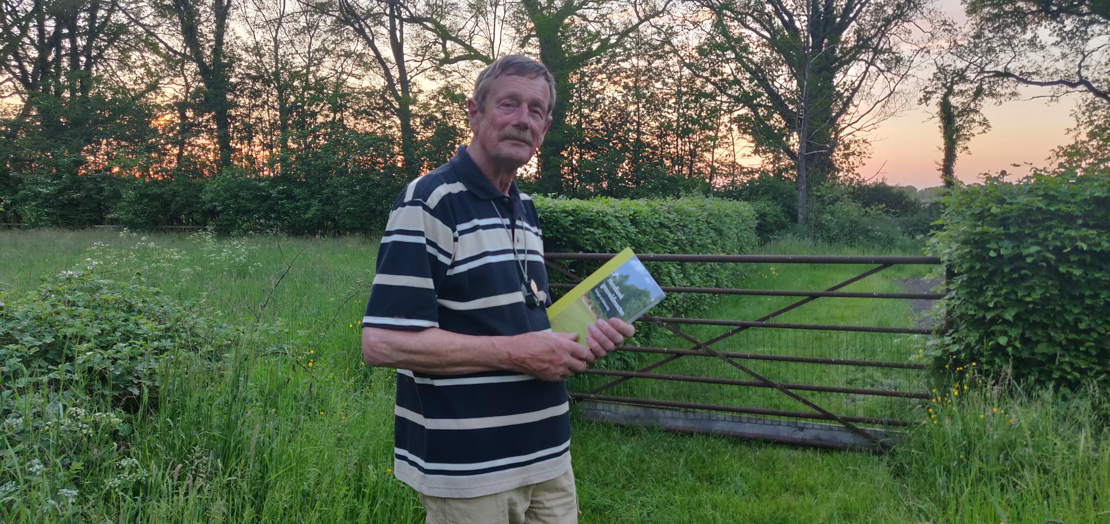 Henk Vlug en zijn boek