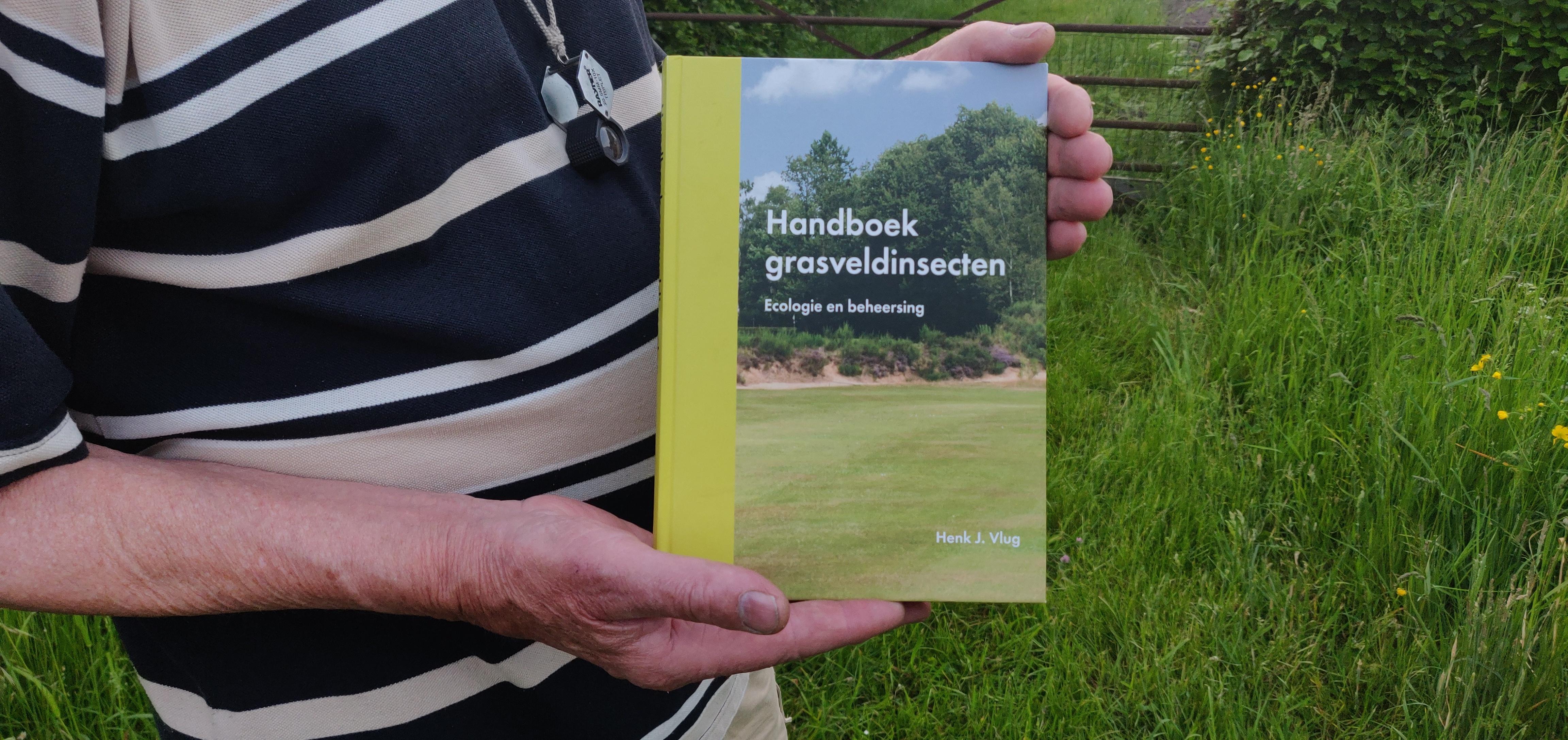 Handboek grasveldinsecten