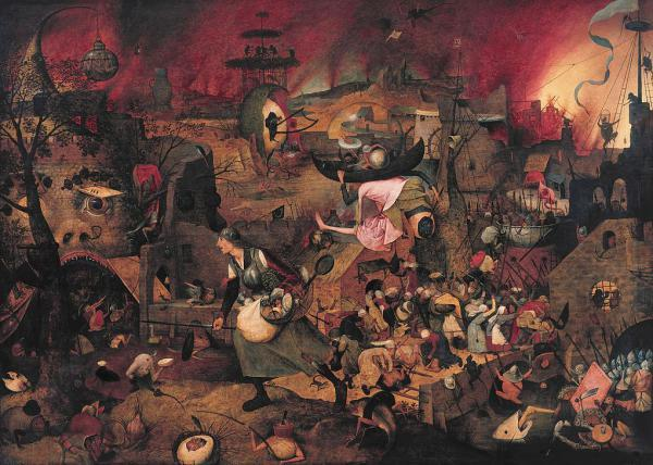 04 f035a226a0 Dulle Griet by Pieter Brueghel I