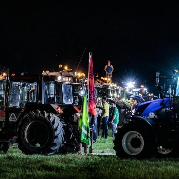 Wat is er terecht gekomen van de boerenprotesten?