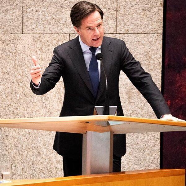 Kan Rutte zich echt niet herinneren dat hij over Omtzigt sprak? 'Wetenschappelijk zou het kunnen'