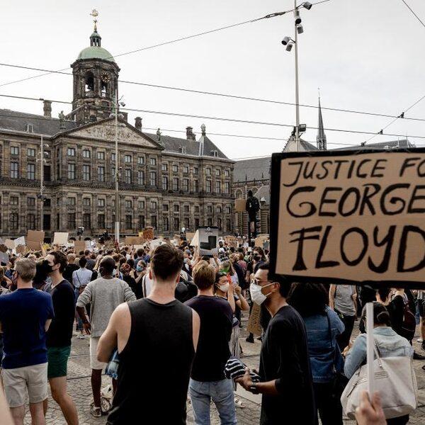 'Demonstratie op de Dam had ontbonden moeten worden, dit kan natuurlijk niet'