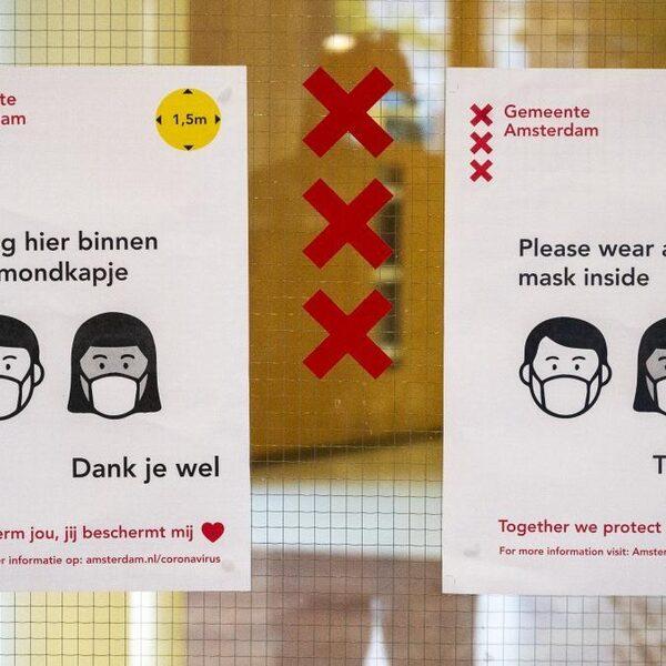 Gaat het advies om mondkapjes te dragen werken?
