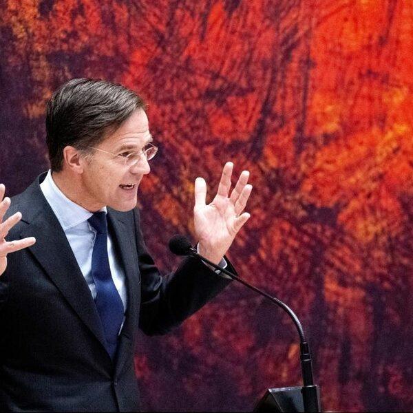 Positie van Rutte in het gedrang: 'De achilleshiel van ons politiek stelsel is pijnlijk duidelijk'