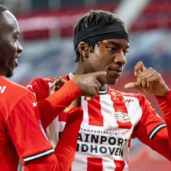 PSV komt zonder schade wedstrijd tegen ADO Den Haag door