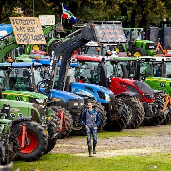 Boerenvoorman LTO: 'Je kan geen scheet meer laten in buurt van natuurgebied'