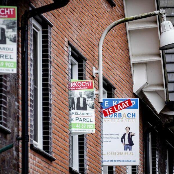 'Schrappen overdrachtsbelasting gaat starters op de woningmarkt juist niet helpen'