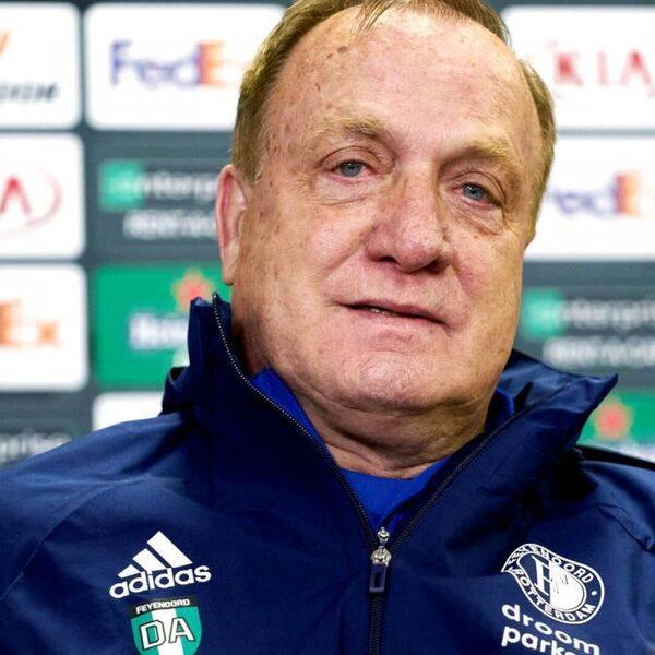 Advocaat vertrekt na dit seizoen bij Feyenoord: 'Opmerkelijke timing'