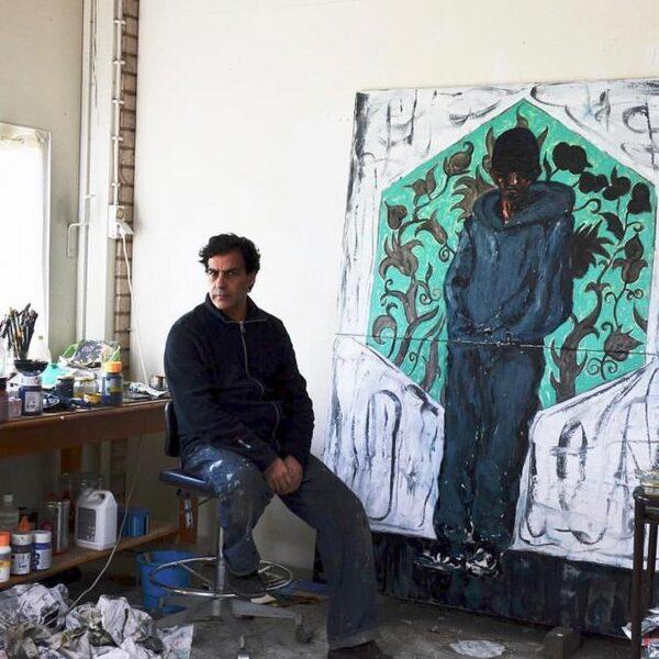 Nour-Eddine Jarram: 'Rembrandt is mijn idool en hij waakt over mij'