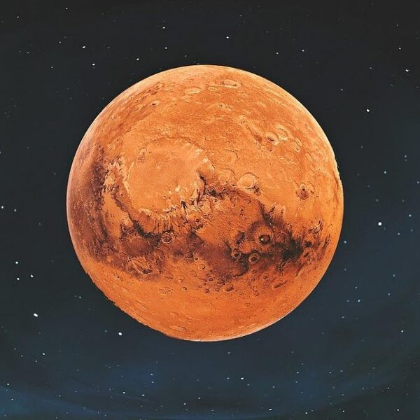 Februari Marsmaand: Drie missies bereiken deze maand de rode planeet