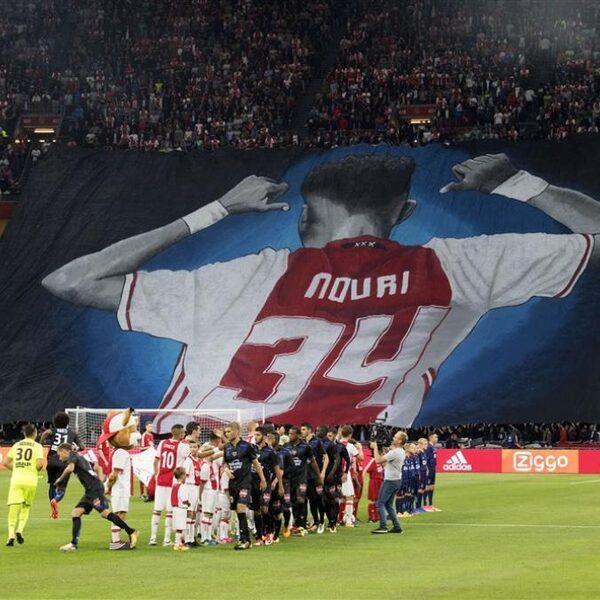 Khalid Kasem: 'Nouri en familie kijken samen voetbal'
