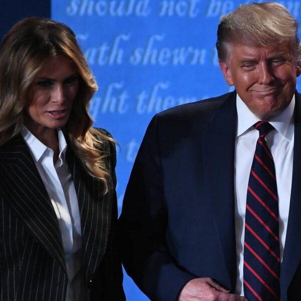 President Trump heeft corona, ook vrouw Melania test positief