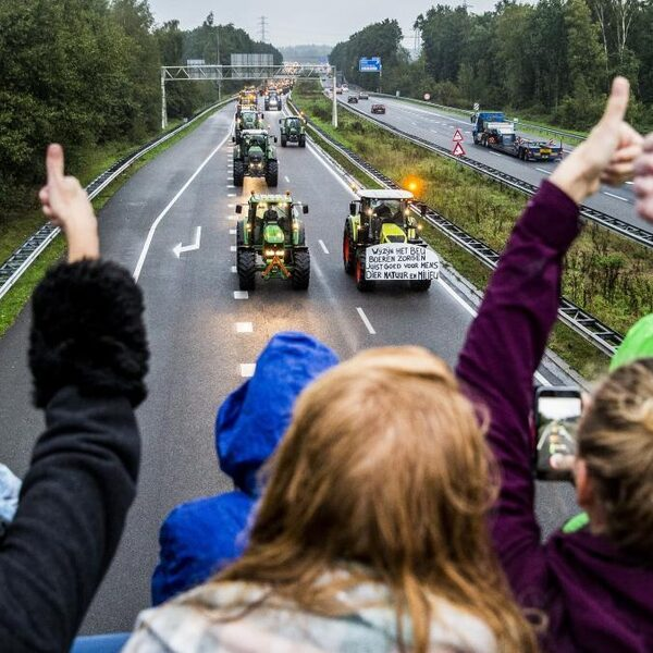 Na #boerenprotest krijgen Nederlandse boeren eigen politieke partij
