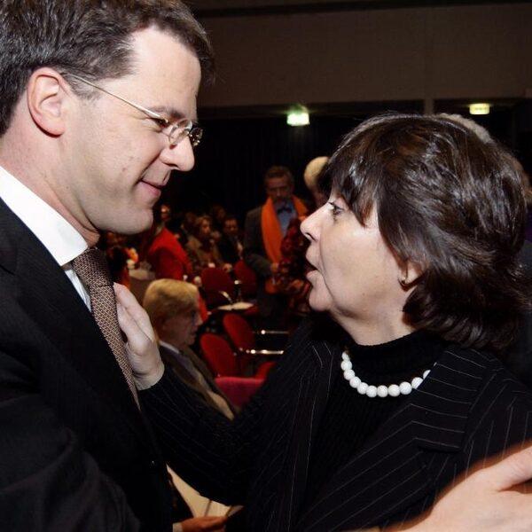 Rita Verdonk: 'Ook ik kreeg net als Pieter Omtzigt een functie elders aangeboden'