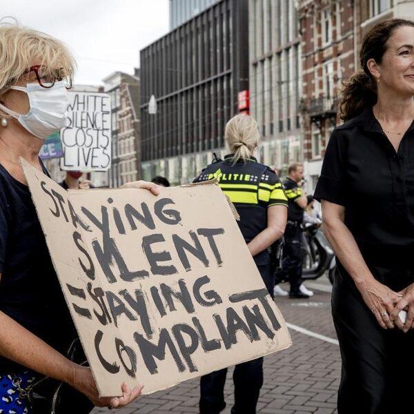 Burgemeester Halsema: 'Kritiek dat de Dam te vol was, is terecht'