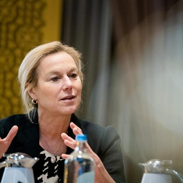 Sigrid Kaag (D66) wil blijven staan voor idealen tegen negatieve krachten in: 'Doen wat mogelijk is'