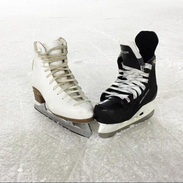 Winterkou nadert, maar schaatspret alleen voor leden ijsclub