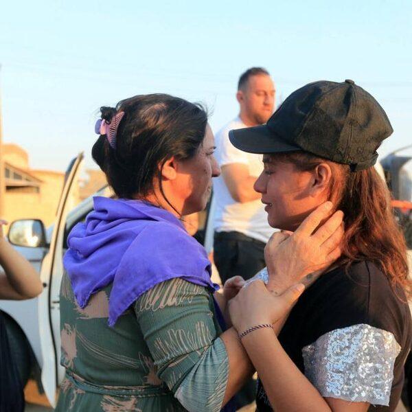 Ontheemd, getraumatiseerd: situatie jezidi's zes jaar na genocide uitzichtloos
