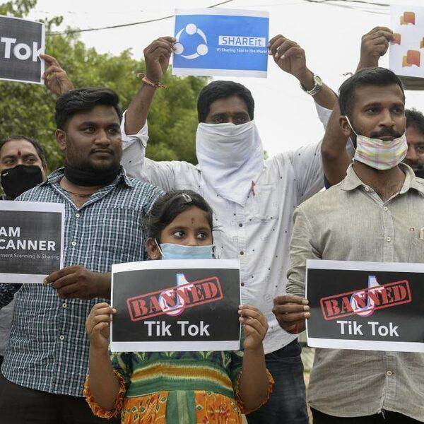 Hoe de bouw van een weg leidde tot het einde voor TikTok in India