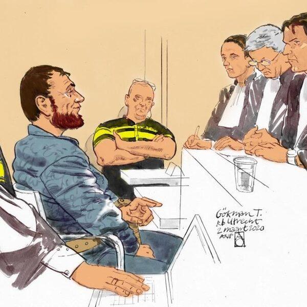 Hoe je gedrag als verdachte in de rechtszaal je strafmaat kan beïnvloeden