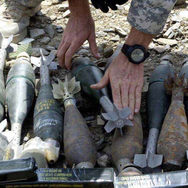 'Door Amerikaanse bommen worden in Irak misvormde baby's geboren'