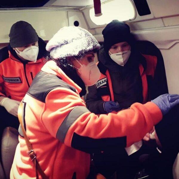 Speciale ambulance voor daklozen: 'Ze hebben iemand nodig die voor hen vecht'