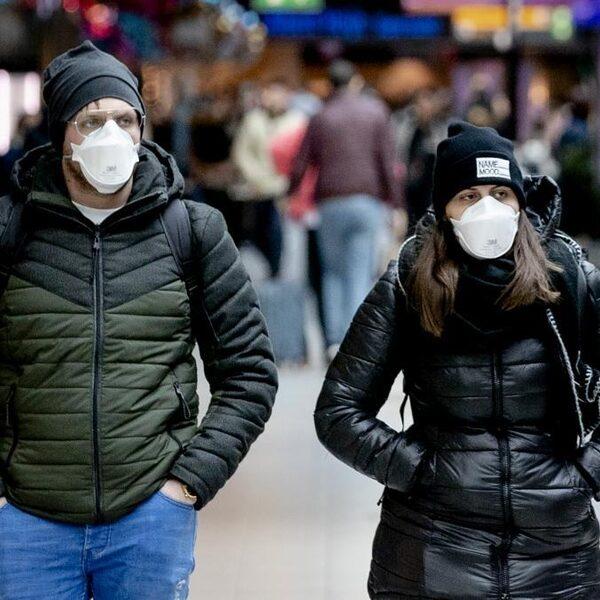 Moeten we een mondkapje dragen naar de supermarkt?