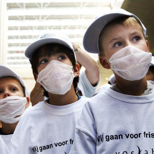 Luchtvervuiling kost je in Amsterdam inderdaad een jaar van je leven