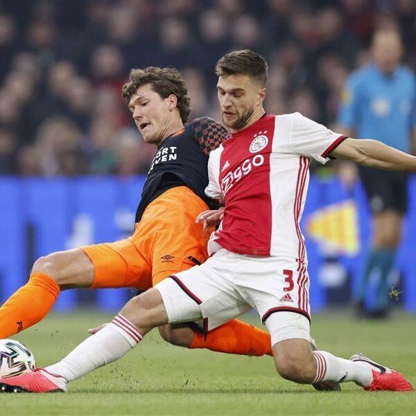 Voetbalpodcast #106: 'Ze gaan Veltman heel erg missen bij Ajax'