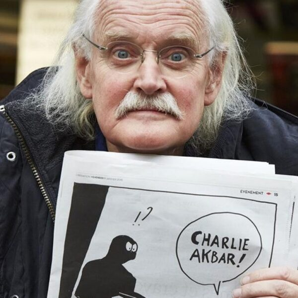 'Jullie krijgen ons niet te pakken! Tekende ik na de aanslag op Charlie Hebdo'