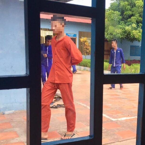 Bezorgdheid om uitpuilende gevangenissen in Cambodja