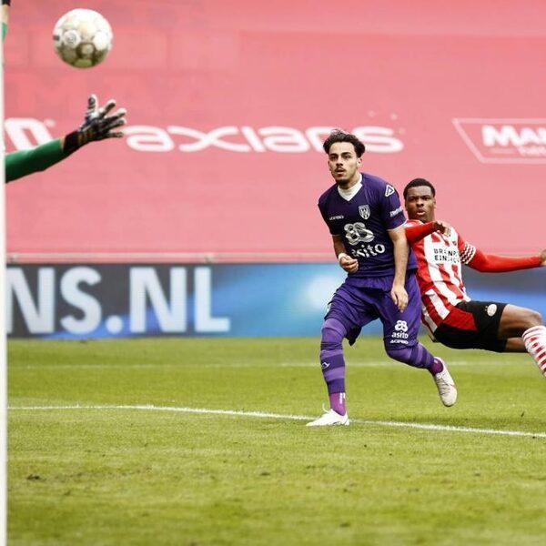 Geen centje pijn voor PSV tegen Heracles Almelo