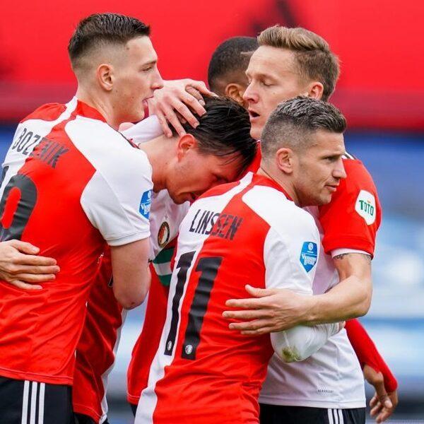 Gehavend Feyenoord zet Fortuna Sittard opzij
